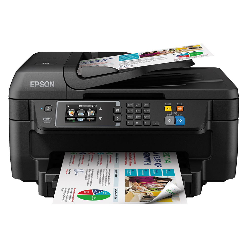 Epson WorkForce WF-2660DWF - Beitragsbild #1