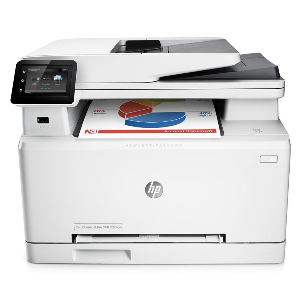 HP LaserJet Pro MFP M277dw - Beitragsbild #1