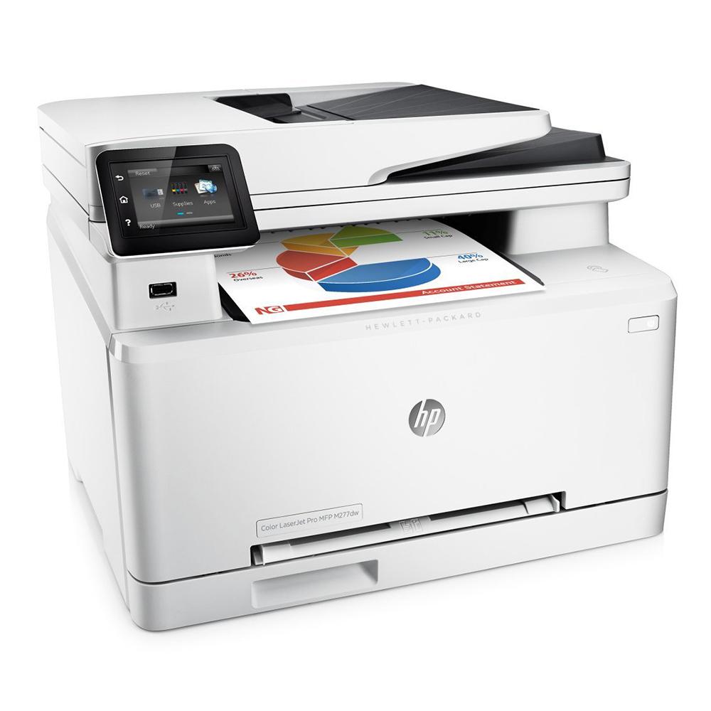 HP LaserJet Pro MFP M277dw - Beitragsbild #2