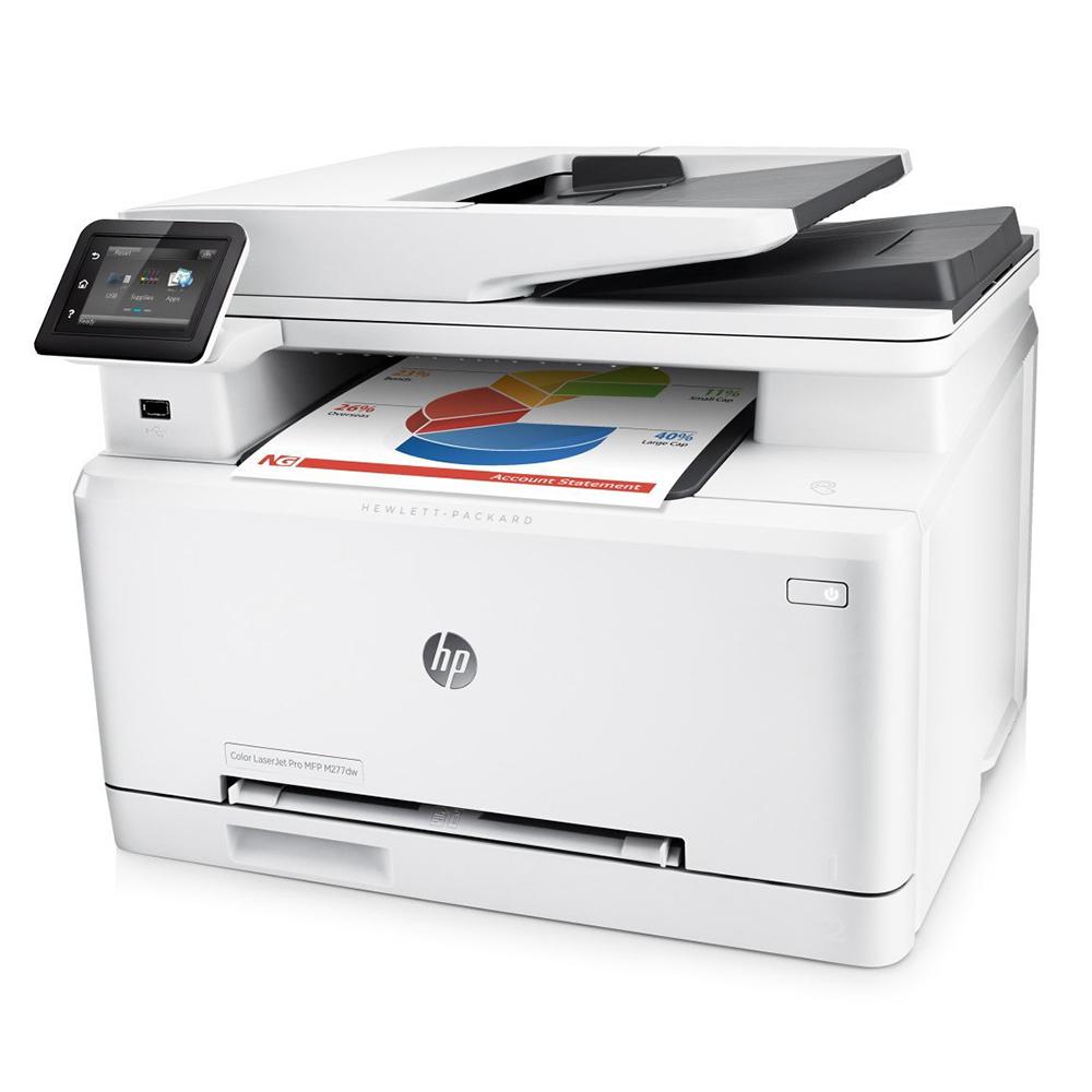 HP LaserJet Pro MFP M277dw - Beitragsbild #3