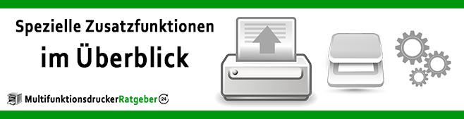 Spezielle Zusatzfunktionen eines Multifunktionsdruckers im Überblick (Beitragsbild) neu