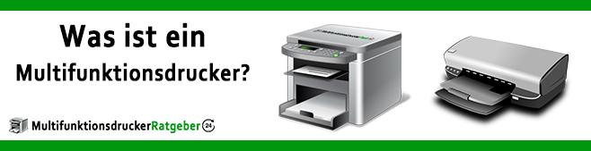 Was ist ein Multifunktionsdrucker im Vergleich zu konventionellen Druckern (Beitragsbild) neu
