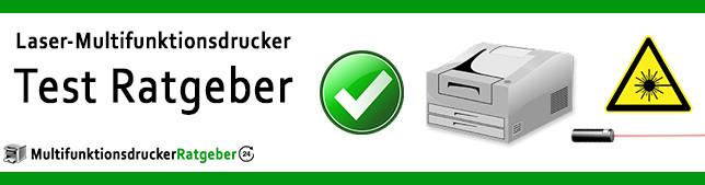 Multifunktionsdrucker Laser Test Ratgeber