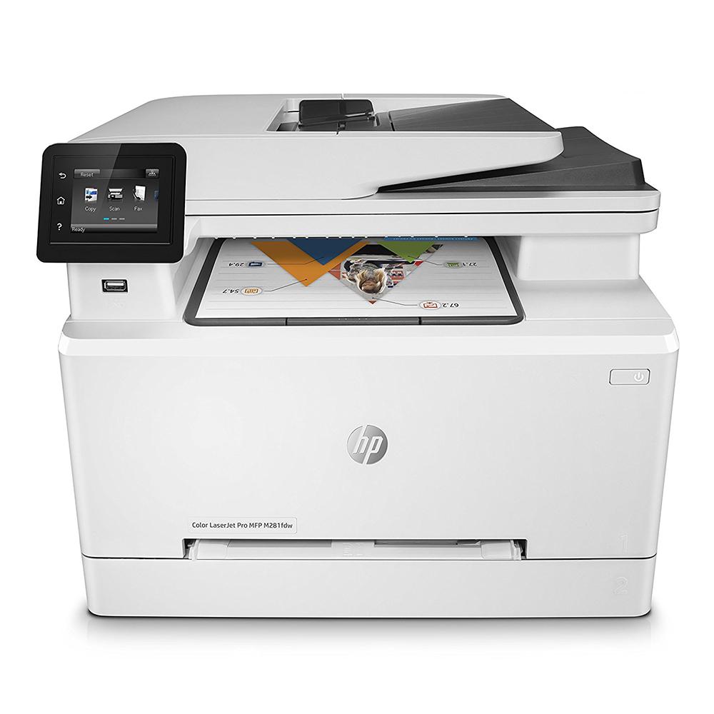 HP Color Laserjet Pro M281fdw - Beitragsbild #1