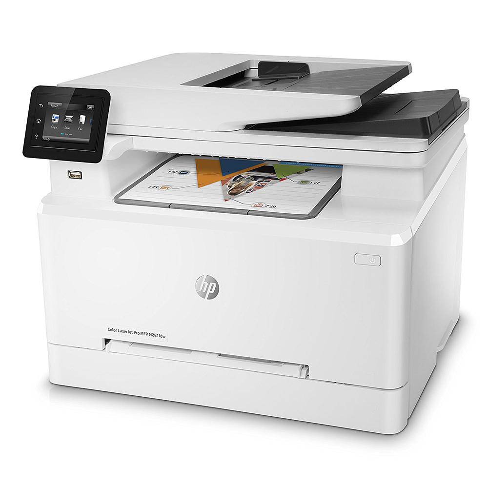 HP Color Laserjet Pro M281fdw - Beitragsbild #4