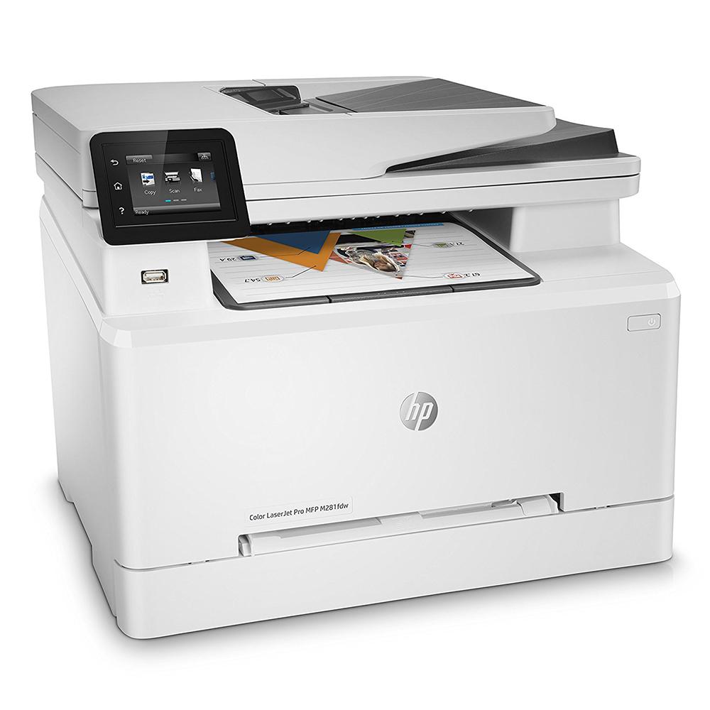 HP Color Laserjet Pro M281fdw - Beitragsbild #2