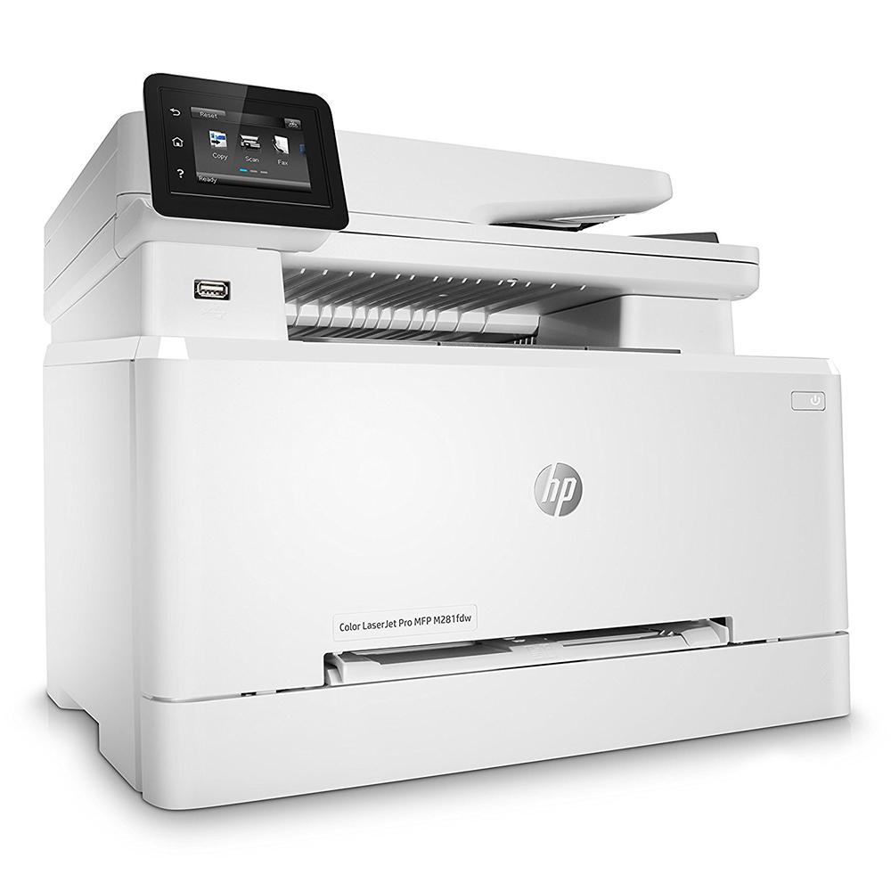 HP Color Laserjet Pro M281fdw - Beitragsbild #3