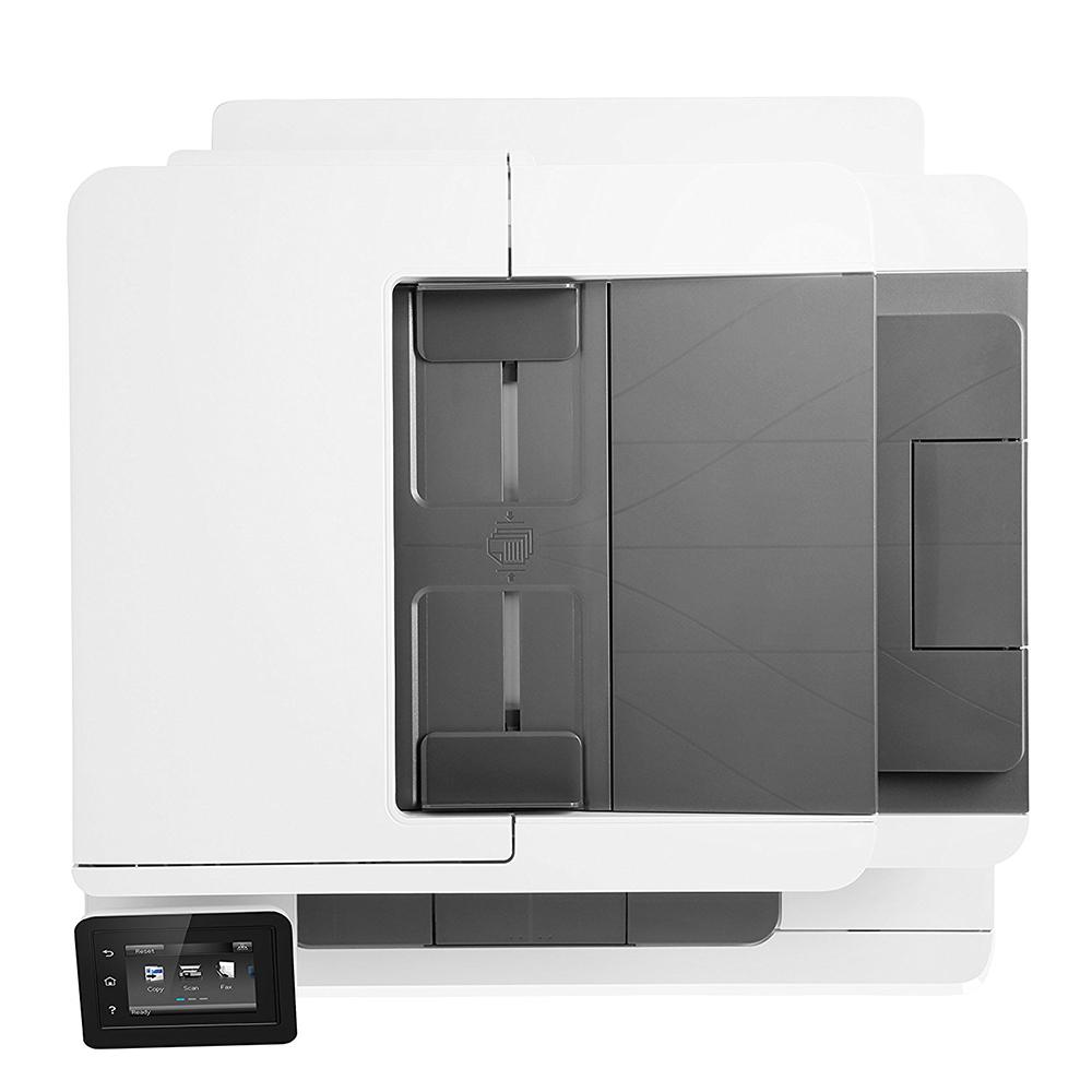 HP Color Laserjet Pro M281fdw - Beitragsbild #5