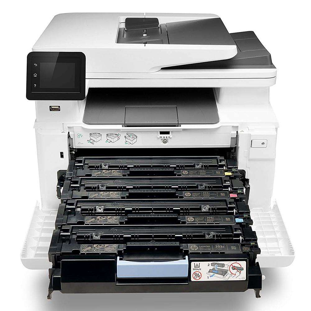 HP Color Laserjet Pro M281fdw - Beitragsbild #9