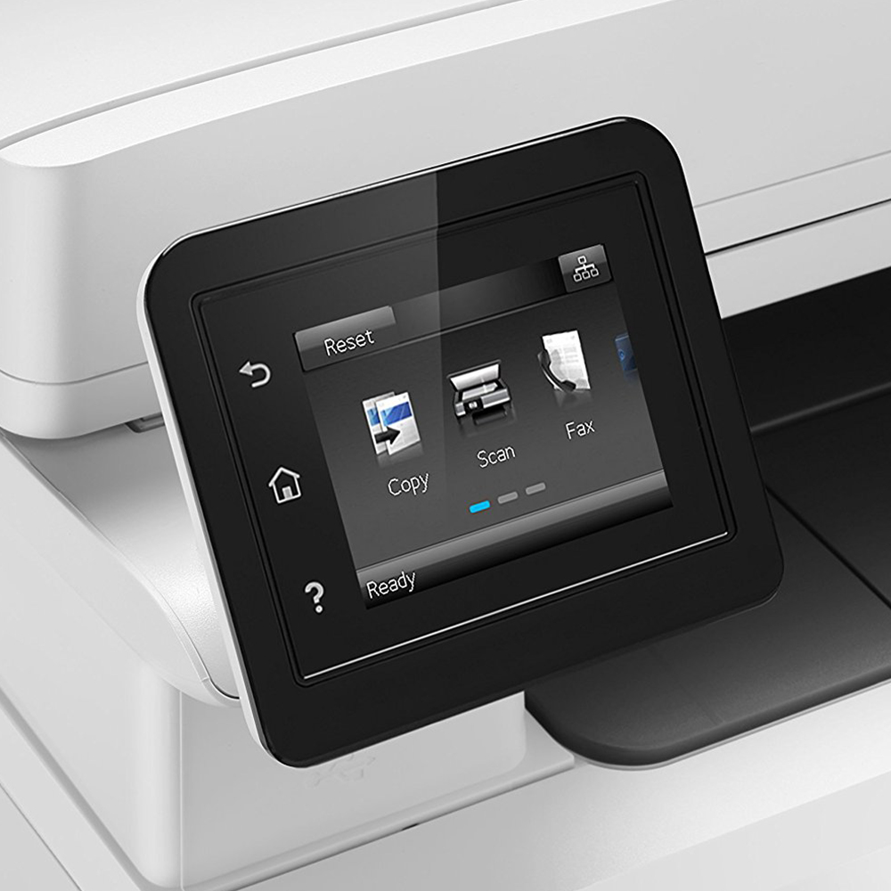 HP Color Laserjet Pro M281fdw - Beitragsbild #7
