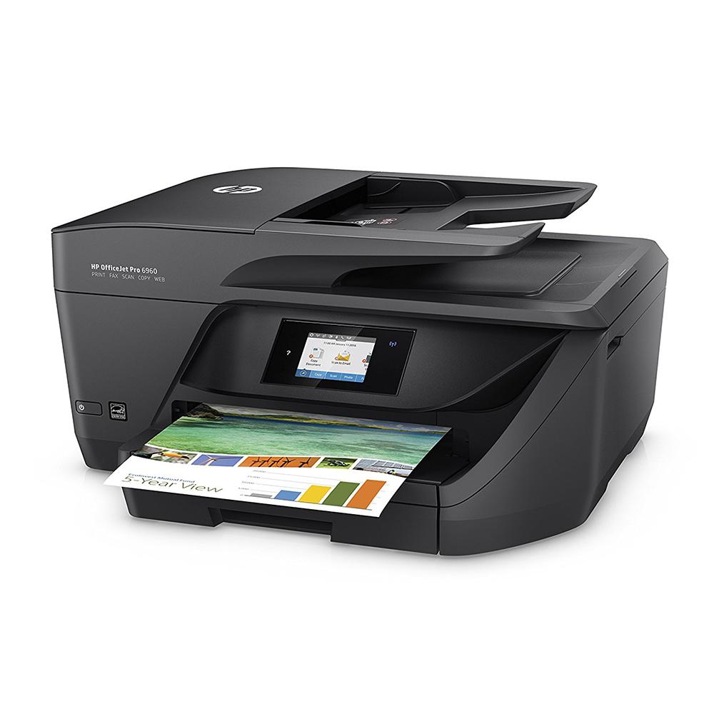 HP OfficeJet Pro 6960 - Beitragsbild #4