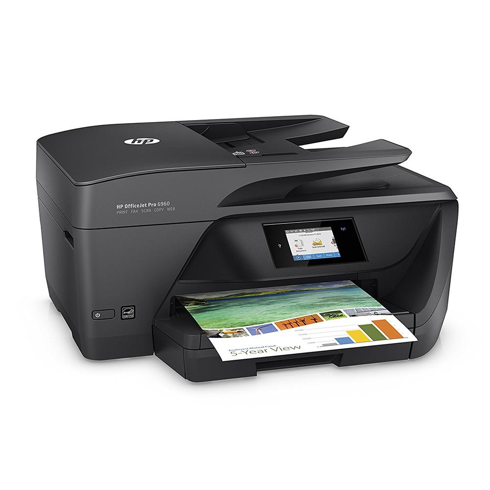 HP OfficeJet Pro 6960 - Beitragsbild #2