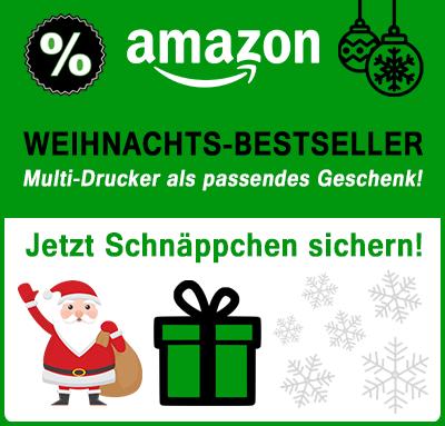 Amazon Weihnachts-Bestseller 2018